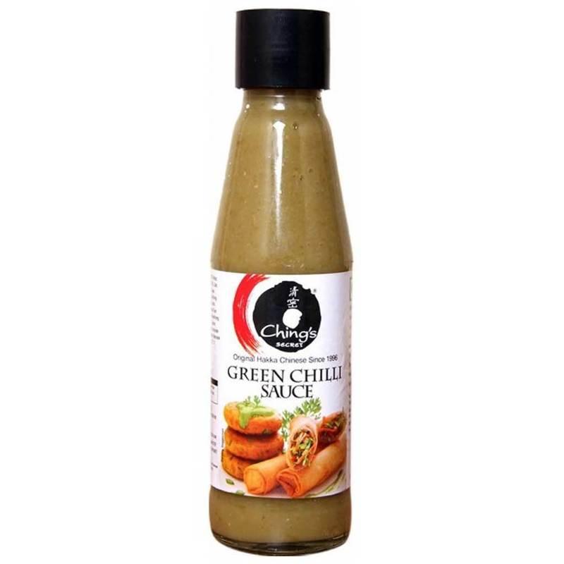 Chings Green Chilli Sauce