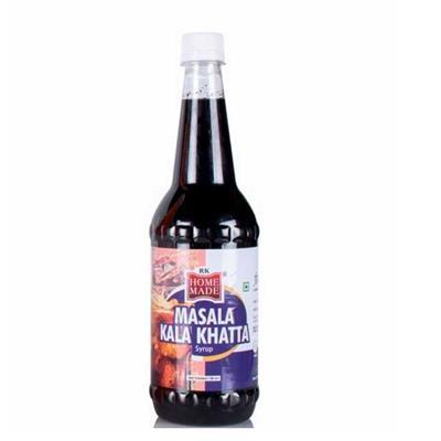 Homemade Masala Kala Khatta