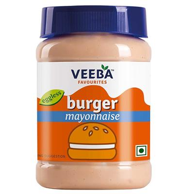 Veeba Burger Mayonnaise
