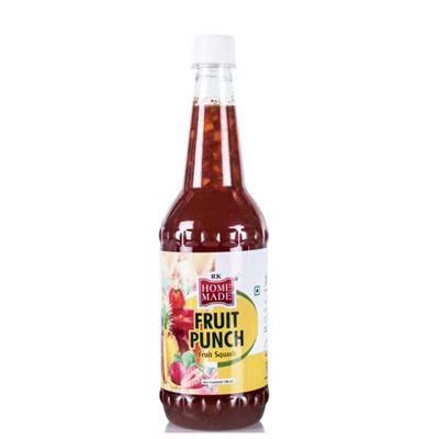 Homemade Fruit Punch