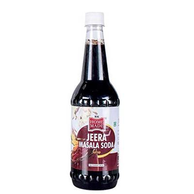 Homemade Jeera Masala Soda Syrup
