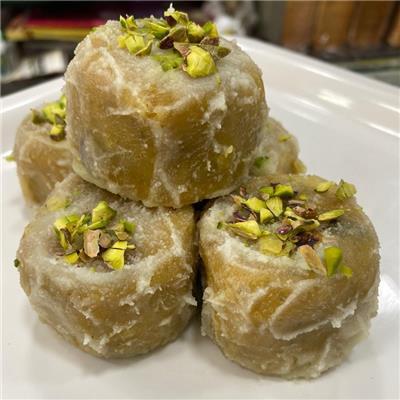 Kesar Dryfruit Ghari